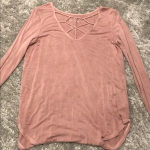 soft & sexy long sleeve shirt